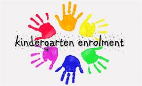 Kindergarten enrolment open now